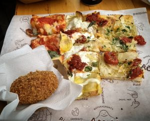 pizzarium pizza taglio roma