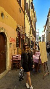 barrio trastevere roma moda