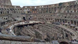 coliseo romano vistas