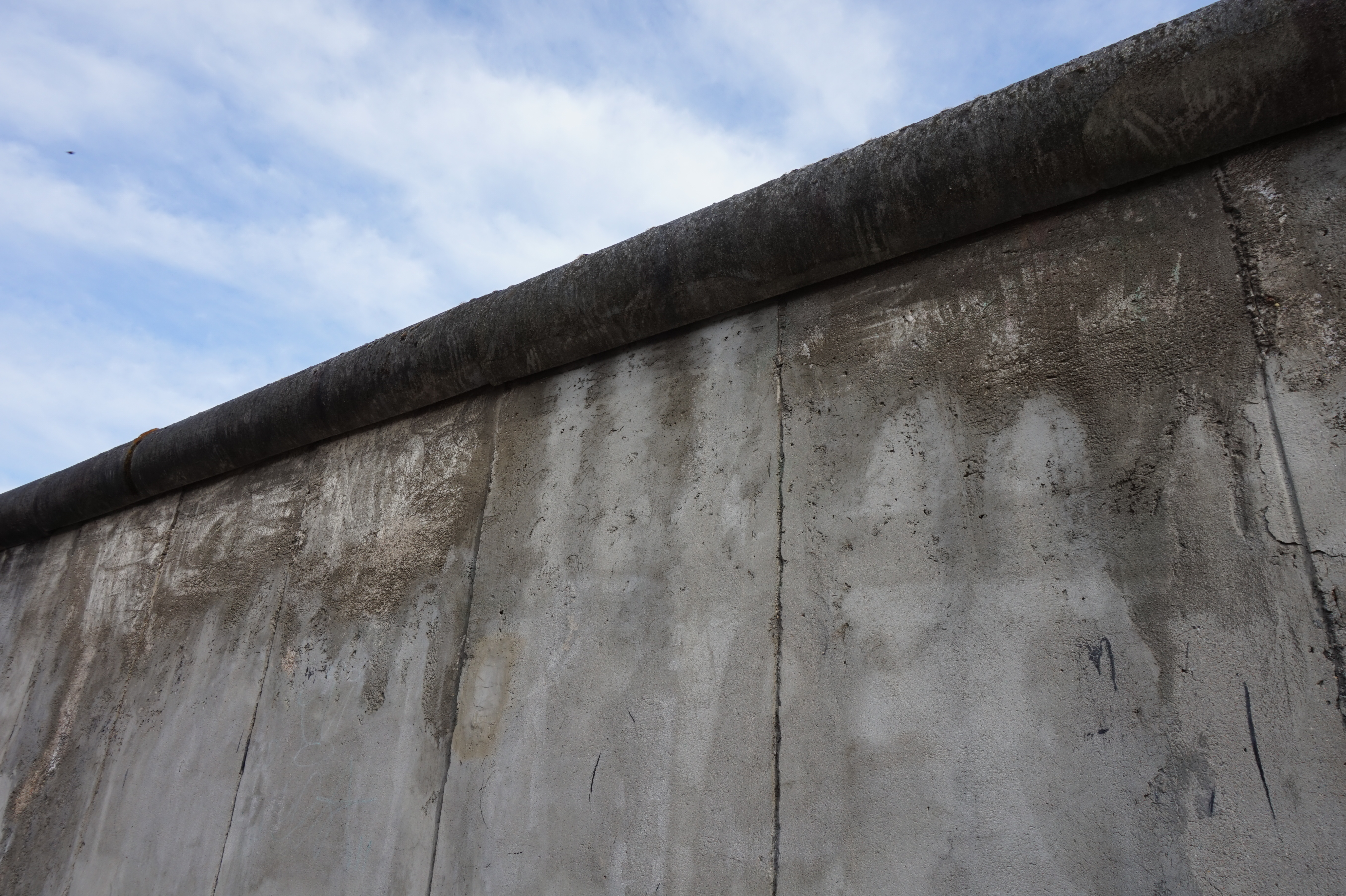 muro berlin hormigon