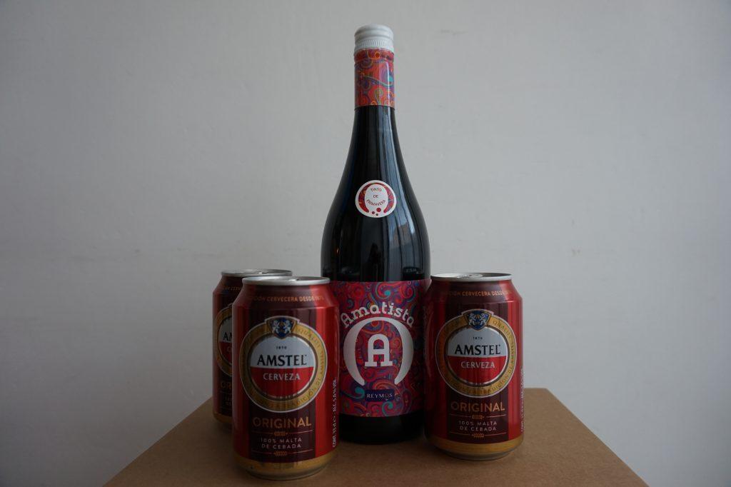 degustabox julio 2018 vino cerveza
