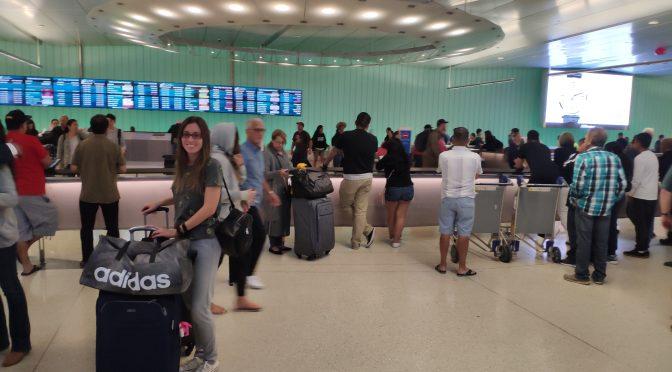 Día 1 – Llegada a Los Angeles: vuelo Norwegian BCN LAX