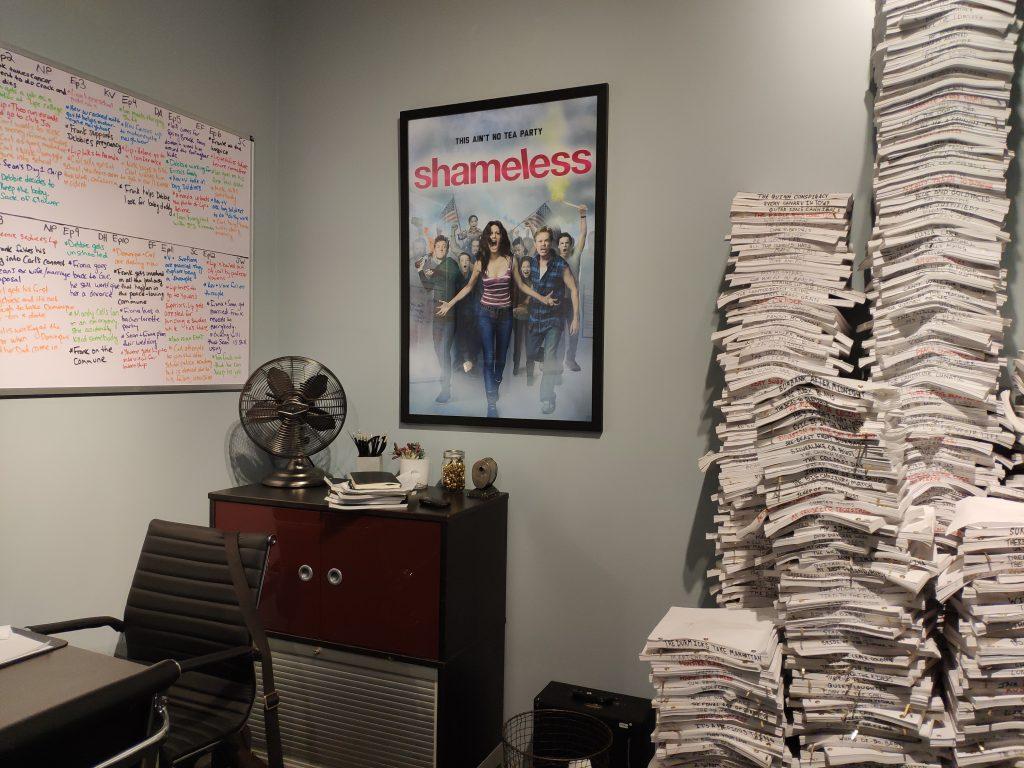 shameles scripts warner