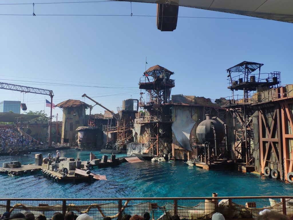 waterworld universal hollywood
