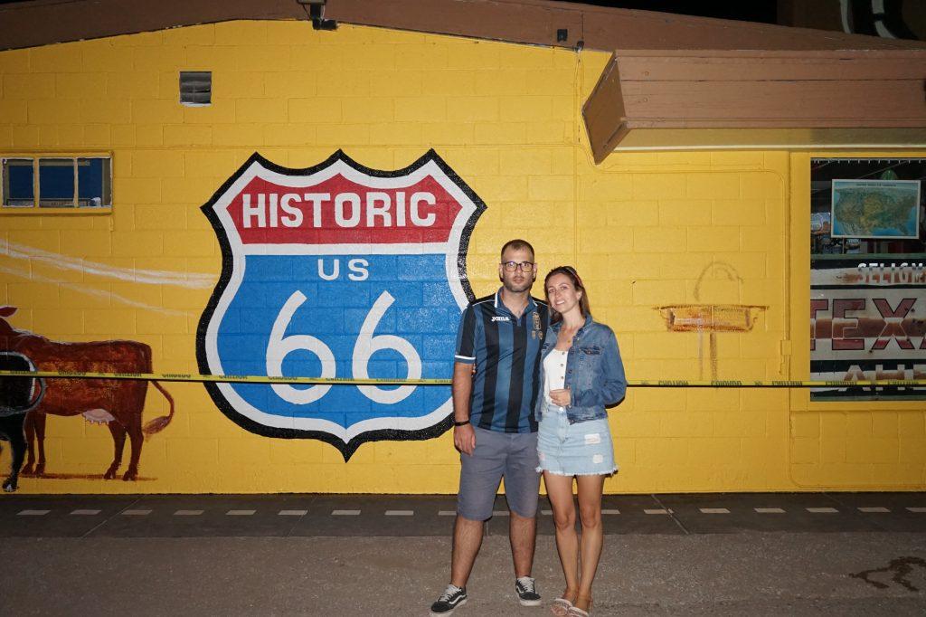 ruta 66 historica
