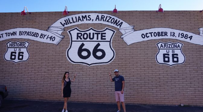 Día 6 – Ruta 66 EEUU: Calico, Oatman y Seligman