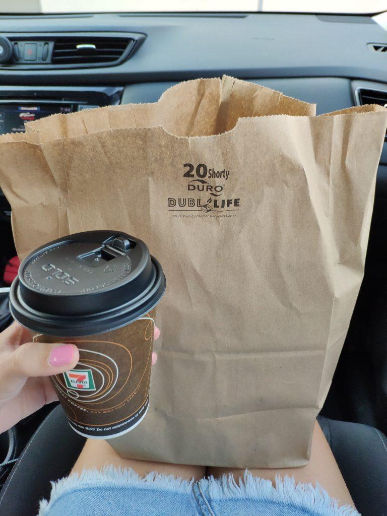 seven eleven coffee
