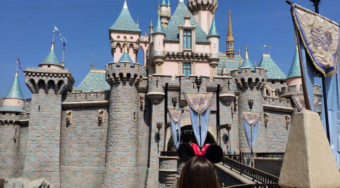 Día 4 – Disney Anaheim y California Adventure