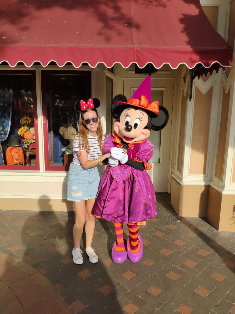 minnie disney los angeles