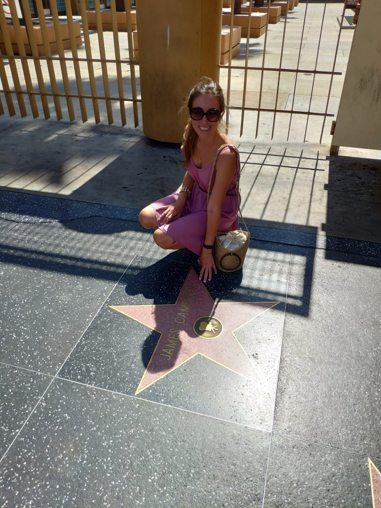 james cameron star walk of fame