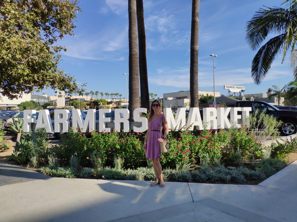 mercado de agricultores los angeles