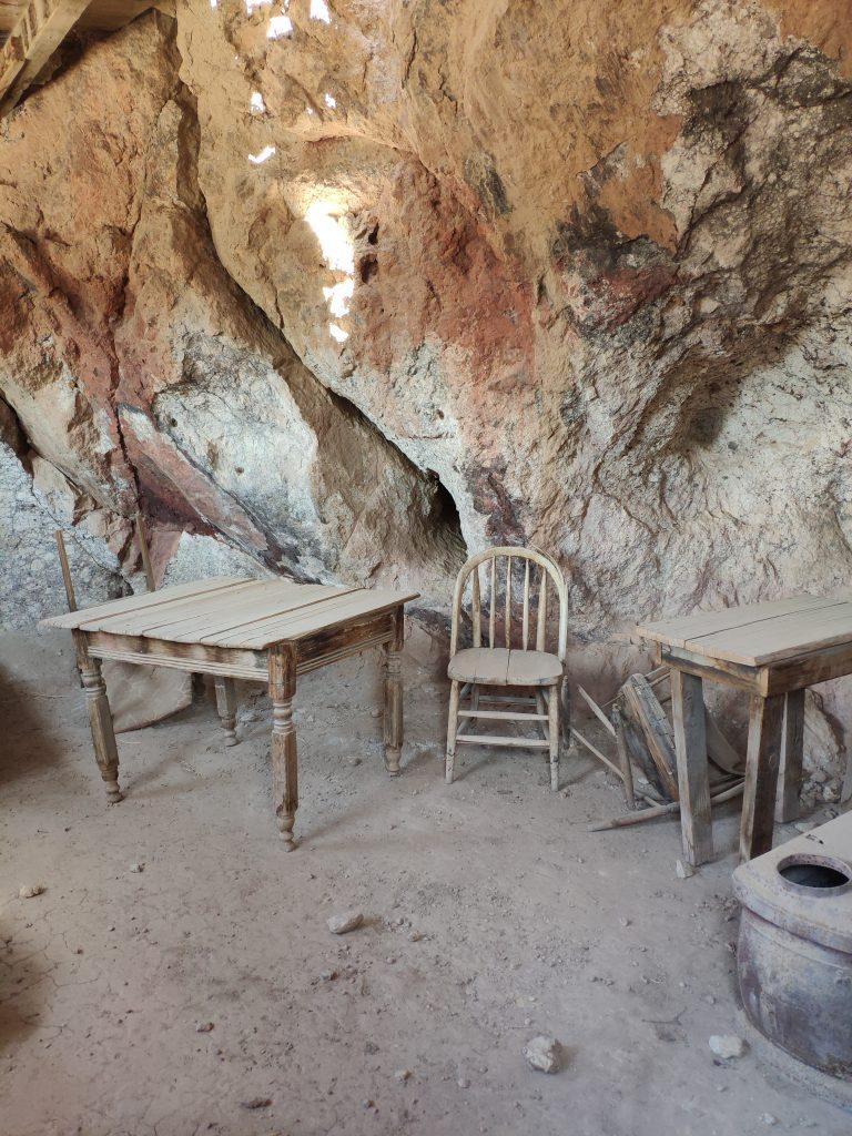 pueblo calico ghost town