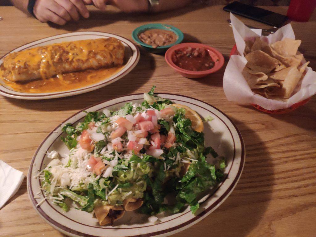 restaurante mexicano ruta 66