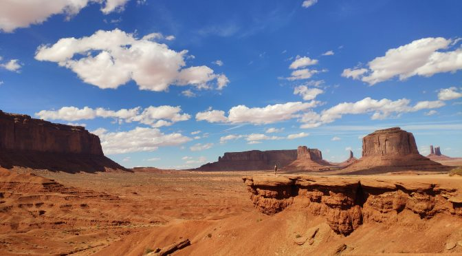 Día 8 – Monument Valley, Forrest Gump Point y Mexican Hat