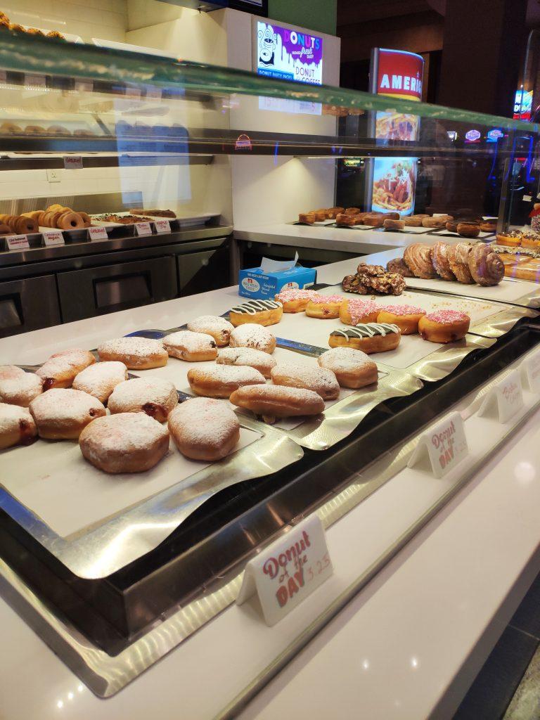 dunkin donuts las vegas