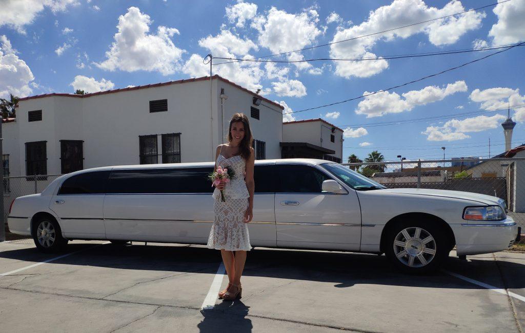 boda barata en las vegas limusina