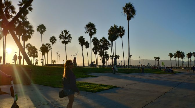 Día 18 – Los Angeles: Venice Beach y Santa Monica