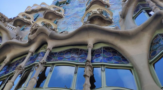 Casa Batlló y entradas gratis residentes!!